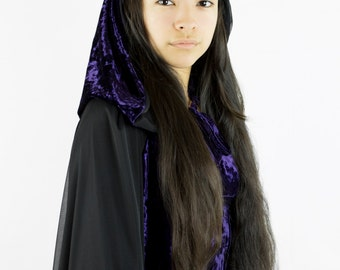 Velvet Vampire Costume