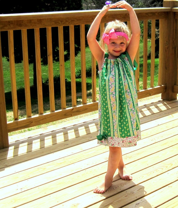 Paisley  cotton sundress