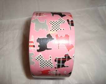 New Diy Duck Tape Duct Tape Scottie Dog Free Shipping