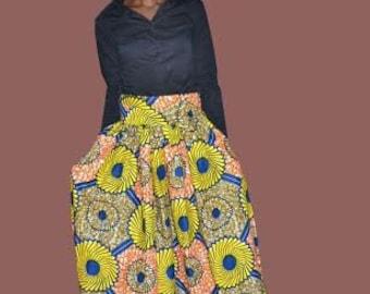 Valy Maxi Skirt