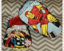 Ready To SHIP >>>>, Avengers BABY SHOES, Avengers Crib Shoes, Baby Booties, Super Heroe baby shoes, Iron Man, Hulk, Thor, Size: 12-18 m