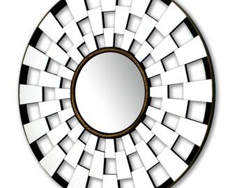 Round Mirror 840 x 840 mm (34 x 34 Inches)