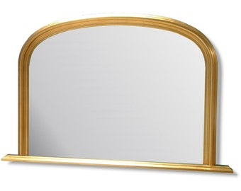 Overmantle Mirror 1194 x 787 mm (47 x 31 Inches)