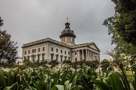 SOUTH CAROLINA STATE House Columbia Statehouse