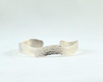 Ida bracelet, silver