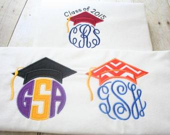 Graduation Monogram shirts