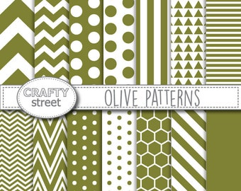 olive green digital paper,digital paper,olive green,instant download,olive,scrapbook paper,scrapbooking,digital,digital scrapbooking,green