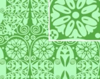 1 YARD Heather Bailey- Pop Garden LAMINATE -  Temple Doors