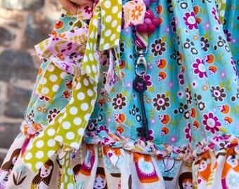 Urban Cowgirl Skirt PDF Pattern