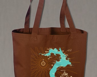 Lake Pend Oreille Tote Bag