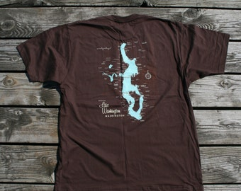 Lake Washington, WA T-Shirt