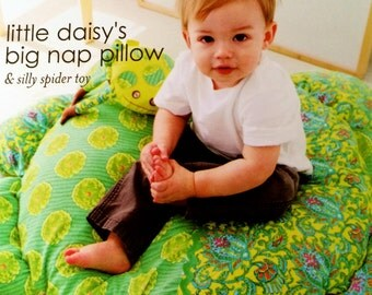 AMY BUTLER- 'Little Daisy's Big Nap Pillow'