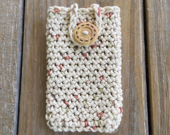 Crochet iPhone Case, Smartphone Case, iPhone Case, iPhone Cover, Smartphone Cover, Crochet Phone Case, Boho Phone Case, Phone Cover