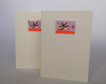 Pack of 2 Birthday cards