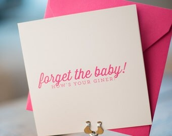 Baby Greeting Card, New Baby Birth, Welcome to the world, Best Friends Baby, Baby Shower, New Baby Humor, Expecting Parents, Baby Birth