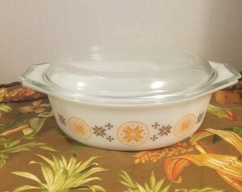 Pyrex Town and Country 043 casserole