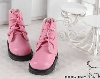 15-05。Blythe Pullip Shoes.Honey Pink