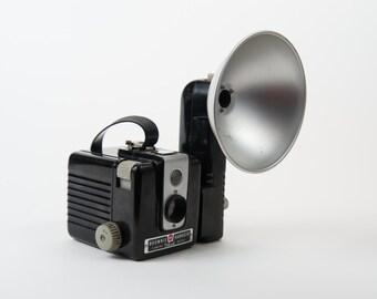 Kodak Brownie Hawkeye Flash Model Camera