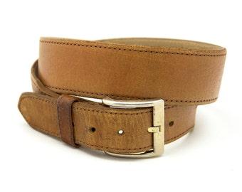 Vintage belt. Light brown. Womens accessories. Size 30.