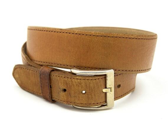 vintage belt light brown womens accessories size 30