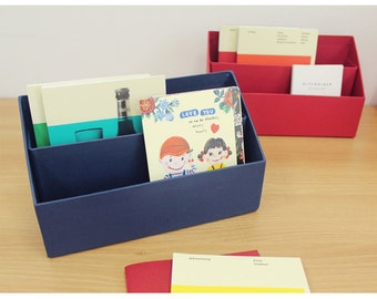 1 X Paper Pencil Holder / Paper Pen Holder / Accessories For Home Office /  Caddy