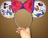 Cruise Sailor ears headband