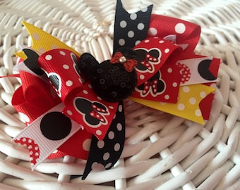 Classic Minnie Mouse Bow, Disney, Birthday