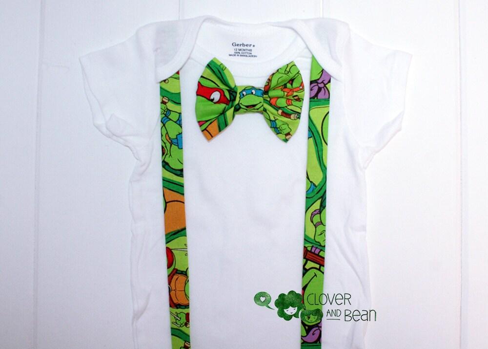 Teenage Mutant Ninja Turtle Shirt Tmnt Birthday Shirt