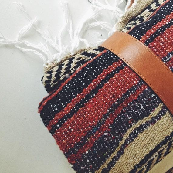 Mexican Beach Blanket: Mexican Beach Blanket / Towel By Littledishvintage On Etsy