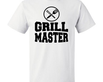 Grill Master T-Shirt by Inktastic