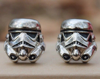 Stormtrooper Star Wars Cufflinks