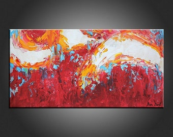 Abstract Painting, Oil Painting, Wall Painting, Canvas Art, Original Art, Canvas Painting, Acrylic Painting, Abstract Art, Original Painting