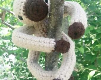 Amigurumi Baby Sloth