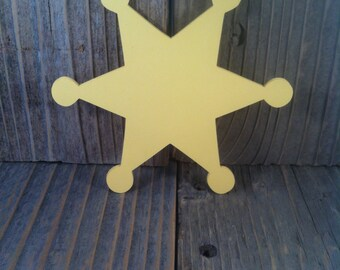 Stars Die Cuts - Craft Supplies - Party Supplies -embellishments