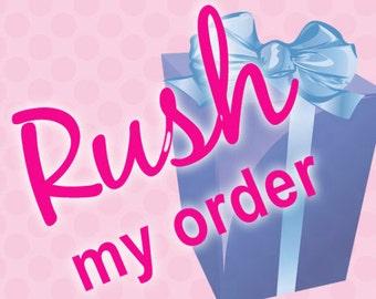 Rush Order Fee For Custom Roshe Runs & Timberlands- PLEASE READ DESCRIPTION First
