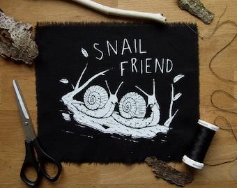 SNAIL FRIEND patch