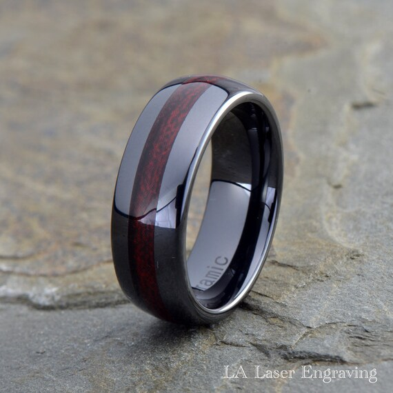 like this item - Ceramic Wedding Rings