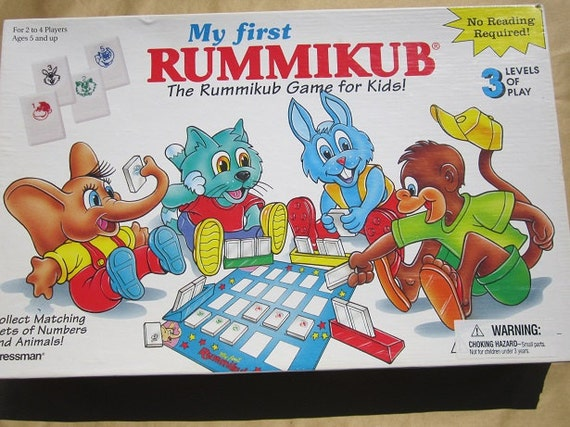 how to play rummikub instructions