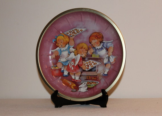 Made in West Germany Christmas plate