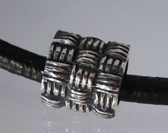 Sterling silver jewellery - beads in various designs, 925 jewellery