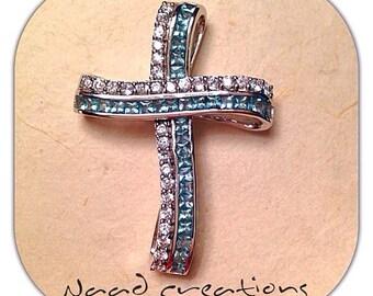 Damiani cross pattern