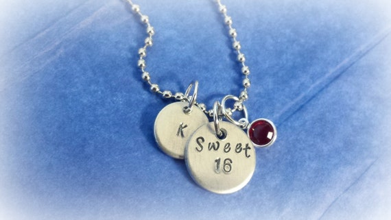 16 year old gift girl 16th birthday gift by