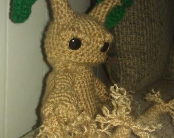 Crochet Mandrake Crochet Harry Potter Mandrake root doll