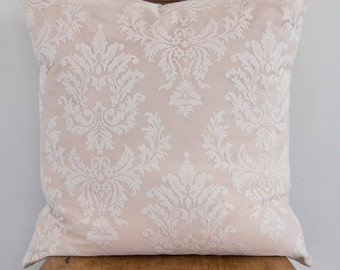 Vintage Inspired Lace Cushion Cover