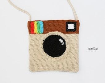 Instagram Inspired Sling Bag