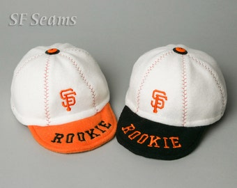 SF Giants Rookie Baby Baseball Hat