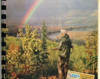 The Alaskan Camp Cook - A collection of Trail Tested Reciipes Gathered by Alaskan Guides - 1964
