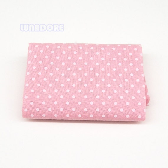 1:12 Pink Dot Tablecloth Picnic Rug Table Garden By