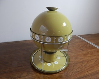Cathrineholm Fondue Pot -  Green