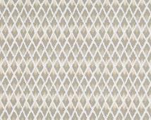 Gray Ikat Upholstery Fabric, Gray Fabric, Durable Fabric, Designer Fabric, Crypton Fabric, Cotton Fabric